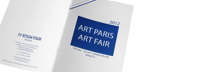 Katalog ART PARIS